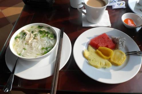 1st breakfast