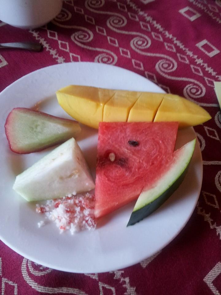fruit & salt