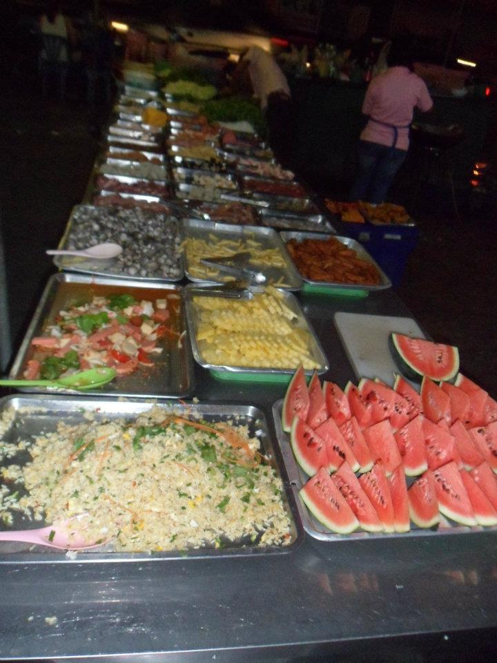 kanchanburi market