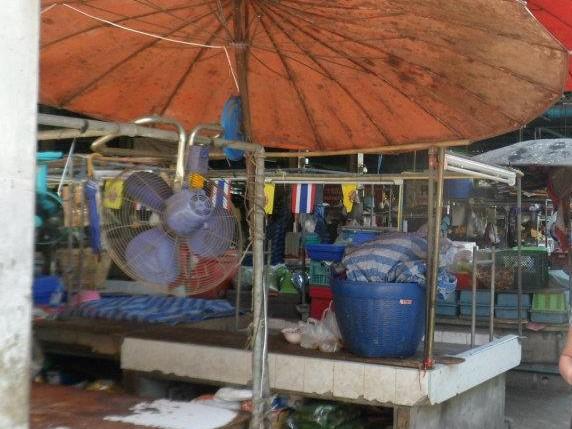 thonburi market